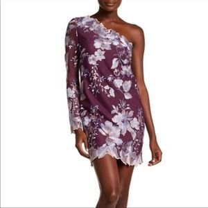 Free People Rosalie Floral lace Embroidered Dress
